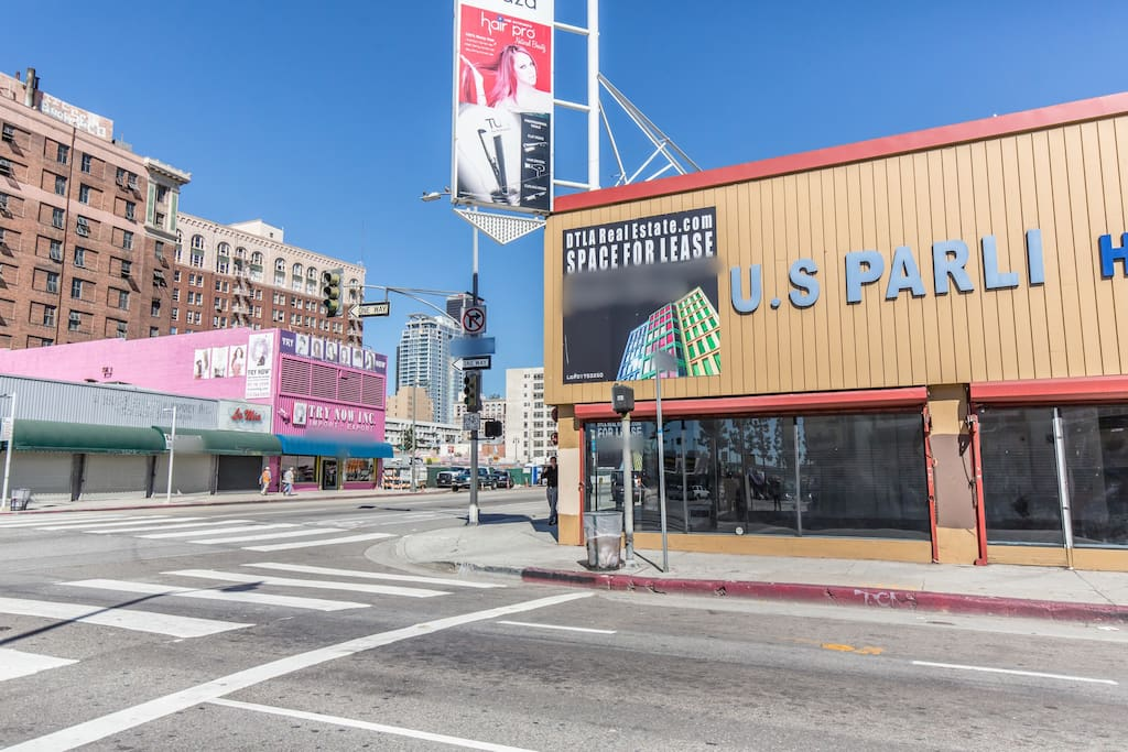 1058 South Main Street,Los Angeles,California,United States 90015,Land,South Main Street,1030